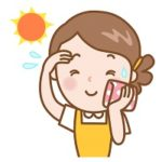 肌トラブルが少ない制汗剤の種類は?成分を選べば顔、ワキ、足毎日使える!!